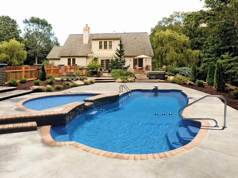 Cada Pools And Spas Of St Charles Illinois Pools Spas