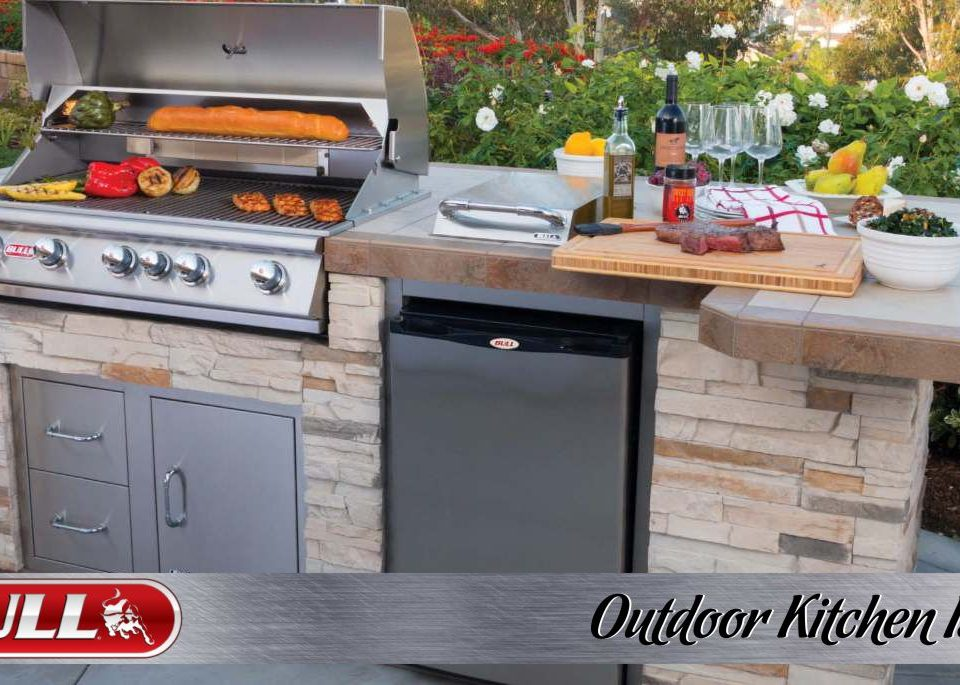 Bull Outdoor Kitchens – Cada Pools and Spas of St. Charles Illinois