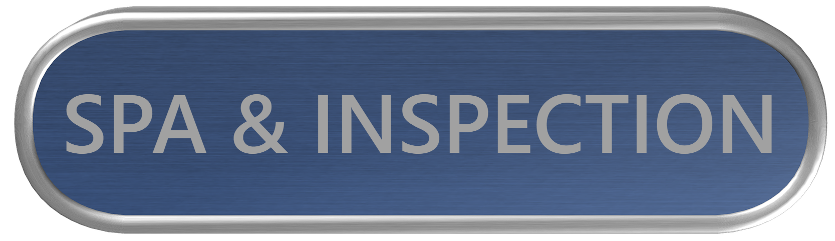 Spa & Inspection Blue